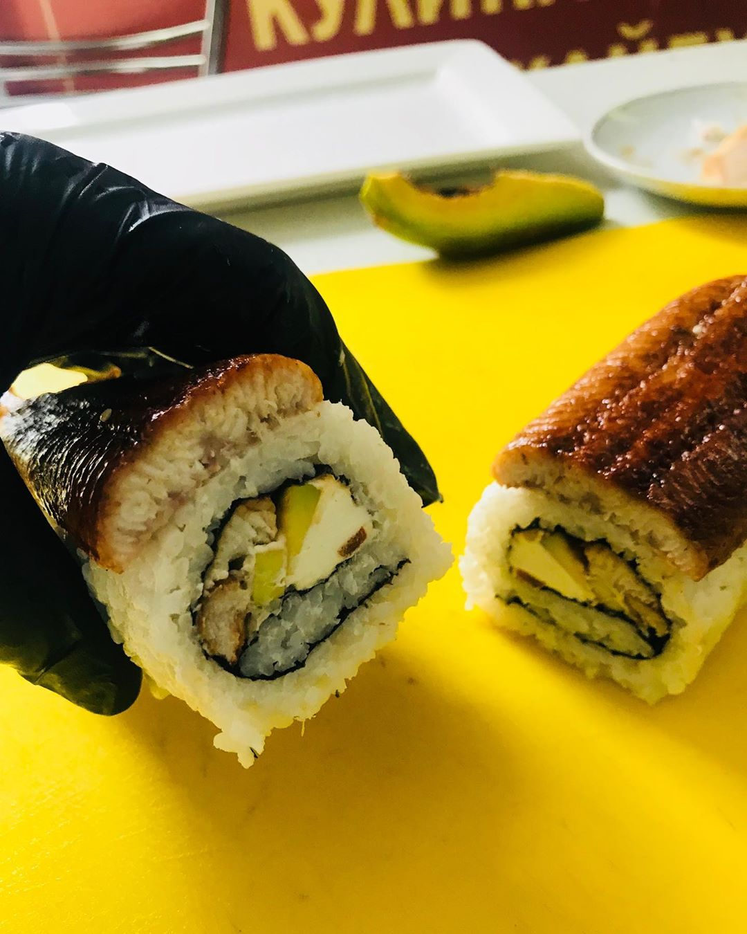 Суши + Роллы